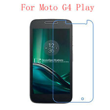 1x 2x Lot Clear/Anti-Glare Matte Screen Protector Film Shield For Moto G4 Play