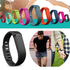 L/S Replacement Wrist Band Strap With Clasp For Fitbit Flex Bracelet Tracker