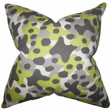 The Pillow Collection Dabney Geometric Bedding Sham