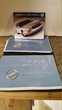 2003 Buick Park Avenue Owners Manual by Buick