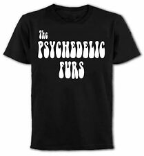 """""""The Psychedelic Furs"""" Band T-Shirt, Post Punk, Rock, Indie, All Sizes & Colours"""