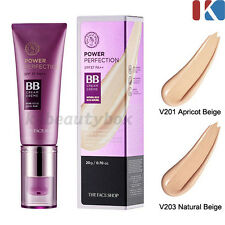 THE FACE SHOP Power Perfection BB cream SPF37 PA++ Foundation Perfect Cover