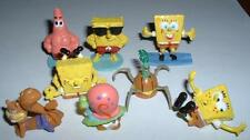 Spongebob Cake Toppers Set of 8 with Patrick, Sandy, Gary, Plankton and More!