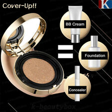 RiRe Luxe Glow Cover Coushion SPF50+ PA+++ 15g Perfect Cover Magic Air Cushion