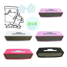 Silica gel Carry Travel Cover Bag For Bose SoundLink Mini Bluetooth Speaker