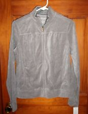 Ladies Gray small Jacket - Relaxed by Charter Club  -NWT
