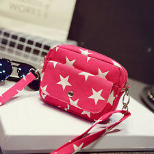Women Shoulder Bag Mini Small Messenger Cross Body Handbag Bags Purse Lovely