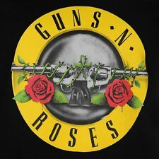 Rock and Rags Womens Guns n Roses T Shirt Casual Short Sleeve Crew Neck Tee Top