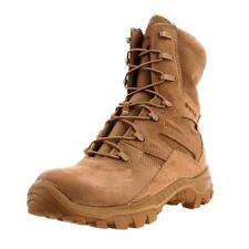"Bates E11031 M-8 8"" Hot Weather Tactical Boot, AR670-1 Compliant, Coyote Brown"