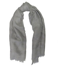 $795 Ralph Lauren Purple Label Collection Womens Cashmere Wool Equestrian Scarf