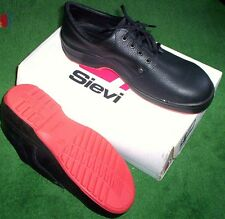 SIEVI BEAVER  LEATHER SAFETY  SHOES  TOP QUALITY VARIOUS SIZES AVAILABLE