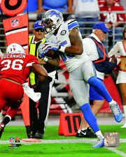 Eric Ebron Detroit Lions 2014 NFL Action Photo RN022 (Select Size)