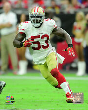 NaVorro Bowman San Francisco 49ers 2015 NFL Action Photo SI019 (Select Size)