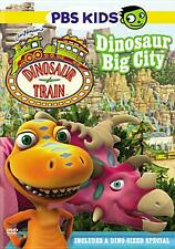 Dinosaur Train:dinosaur Big City - DVD Region 1 Brand New Free Shipping