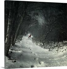 Into the Winter Forest by Kiyo Murakami Photographic Print on Canvas