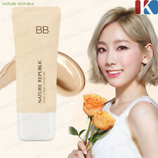 NATURE REPUBLIC Pure BB Cream SPF30 PA++ 15ml Whitening & Anti-Wrinkle Makeup