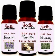 10 ml Essential Oils 100% Fresh Pure Uncut Therapeutic Grade BUY 3 GET 1 FREE
