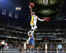 Paul George Indiana Pacers 2015-2016 NBA Action Photo SN153 (Select Size)