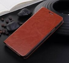 Luxury Leather Flip Card Holder Wallet Case Cover For Samsung Galaxy S5 I9600
