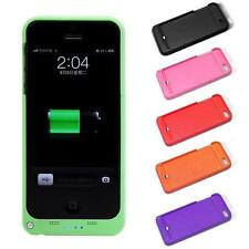 Popular 2200mAh External Backup Charger Power Bank Case For iPhone 5 5s SE