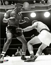 Floyd Patterson Boxing Action Photo NT234 (Select Size)