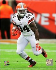 Isaiah Crowell Cleveland Browns 2014 NFL Action Photo RJ194 (Select Size)