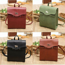 Fashion Women Backpack Men Schoolbag Shoulder Bag Vintage Handbag Satchel Purse