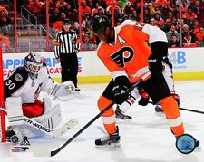 Wayne Simmonds Philadelphia Flyers 2014-2015 NHL Action Photo (Select Size)