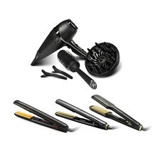 ghd AIR Dryer KIT + ghd Hair Straightener MK4 or MK5 Classic or Max Iron CHOICE