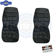 1968 Charger / R/T Front Seat Covers Upholstery PUI