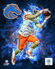 Boise State Broncos NCAA Football Licensed Fine Art Prints (Select Photo & Size)