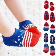 Cotton Baby Socks New Born Girls Boys Cute Non Slip Ankle Socks Baby Socks 0-4Y