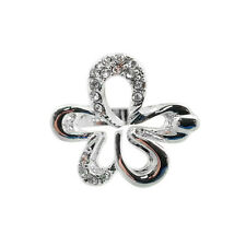 Fashion Jewelry - 18K White Gold Plated Ring (FR219)