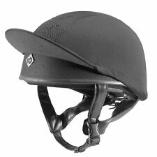 Charles Owen Mens Pro II Skull Hat Horse Riding Equestrian Accessories