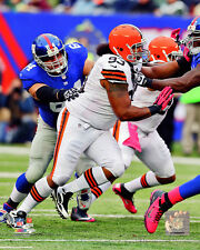 John Hughes Cleveland Browns NFL Action Photo PG102 (Select Size)