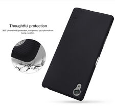 Nillkin Shell Matte PC Hard Protect Cover Skin Case + LCD Film For Sony Xperia