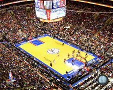 Wells Fargo Center Philadelphia 76ers NBA Action Photo QK185 (Select Size)