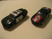 Jada Chevy Camaro Concept Red WHT BLK Muscle & Dub City Highway Patrol 1/64 Lot