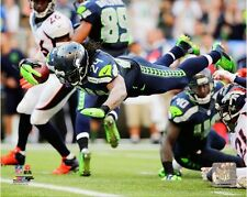 Marshawn Lynch Seattle Seahawks 2014 NFL Action Photo RJ249 (Select Size)