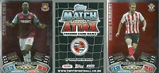 MATCH ATTAX CHAMPIONSHIP 11/12 STAR PLAYER CARDS PICK THE ONES YOU NEED