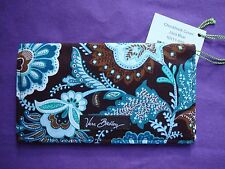 Vera Bradley RETIRED JAVA BLUE CHECKBOOK NWT RARE HARD TO FIND