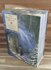 THE WIND IN THE WILLOWS - 9 HARDBACK BOOK BOX SET - KENNETH GRAHAME - INGA MOORE