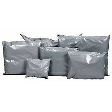 Self Seal Grey Mailing Bags Strong Poly Postal Pouches Envelopes FREE RETURNS
