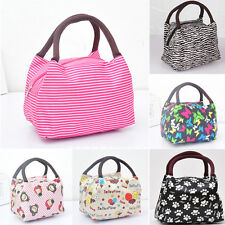 New Casual Portable Tote Storage Travel Pouch Picnic Case Lunch Carry Tote Bag
