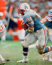 Earl Campbell Houston Oilers NFL Licensed Fine Art Prints (Select Photo & Size
