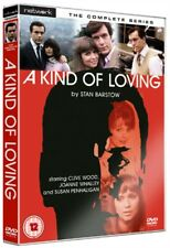 A Kind of Loving: The Complete Series [DVD], 5027626311544, Clive Wood, Robert .