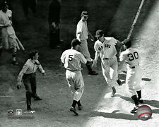 Ted Williams Boston Red Sox MLB Licensed Fine Art Prints (Select Photo & Size)