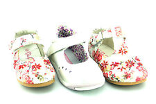 GIRLS Kids BABY Wedding BRIDESMAID SHOES Pretty Mary Jane PARTY Glitter Size 0-9