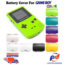Nintendo Gameboy Color GBC Game Boy Colour Replacement Battery Case Cover