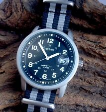 PULSAR KINETIC MILITARY STYLE GENTS WRISTWATCH